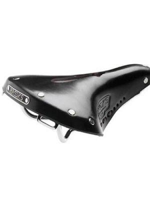 Brooks B17 S Imperial Damen Fahrrad Leder Sattel, B17 S Imperial, Farbe schwarz