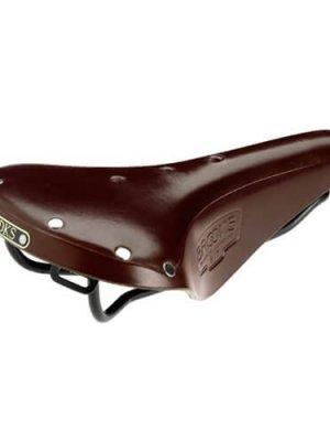 Brooks B17 Standard Leder Sattel Fahrrad, B17 Standard, Farbe braun