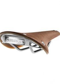 Brooks Erwachsene Fahrradsattel Cambium C15, rust, 804 004 30