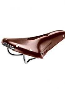 Brooks Fahrradsattel Team Pro Imperial, brown, 80440703