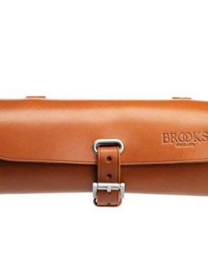 Brooks Werkzeugsatteltasche Challenge Tool Bag, Honig, 180 x 50 x 80 mm, B7436AO7203